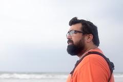 La antilla - myself (luis.mrtnzgl) Tags: beach walking relax 50mm huelva playa paseo antler lepe laantilla