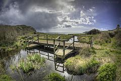 Sea Acres Beach (Muzammil (Moz)) Tags: beach cornwall lizard newquey afraaz muzammilhussain mozhaps canon5dmark3 mozhapsyahoocouk parkdeancaravanpark