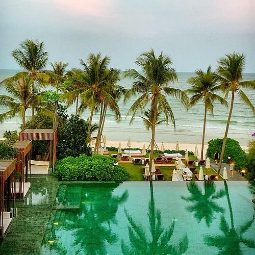 Cape Nidhra Hotel in Hua Hin Thailand #travel #traveller #travelphotography #hotel #photography #photographer