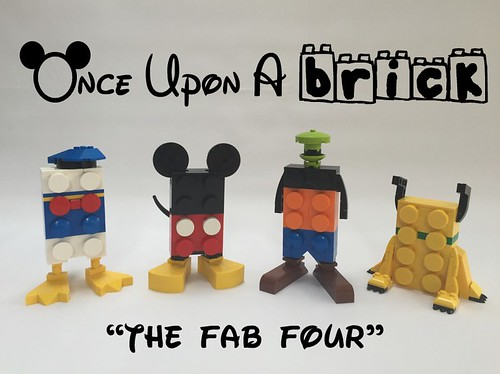 Once Upon A Brick: Series 1