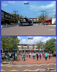 Kirkby town collage (exacta2a) Tags: towns knowsley kirkby