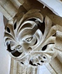 Woodchester Mansion, Gloucestershire (Sheepdog Rex) Tags: bosses greenman woodchestermansion
