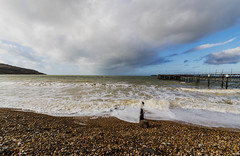 DSD_5632 (alfiow) Tags: beach waves totland