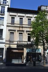 Meir 109, Antwerpen (Erf-goed.be) Tags: geotagged antwerpen meir herenhuis archeonet geo:lat=512183 geo:lon=44119