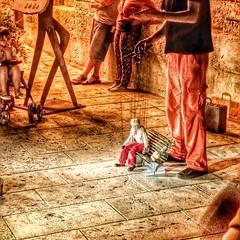 Antichi mestieri (pietrocarus) Tags: hdr sicilia siracusa marionette ortigia pupi mestieri