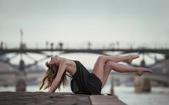 (dimitryroulland) Tags: street city light urban paris france art dance nikon natural 85mm dancer gymnast gymnastics 18 gym performer d600 dimitry roulland