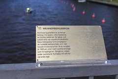 (Emma Swann) Tags: bridge sign sweden lidkping