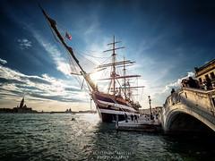 AmerigoVespucci (Alessandro Andrioli) Tags: marina italia nave venezia vento scuola amerigo militare vespucci