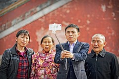 seriousfamiliyselfie (carlino [di]) Tags: china street travel family people urban asia streetphotography streetlife selfie