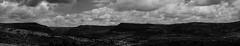 Millau (stugee) Tags: fuji fujifilm xe2 xe 2 x e2 south france blanc et noir black white bw bn mono monochrome noire sky cloud landscape millau viaduct
