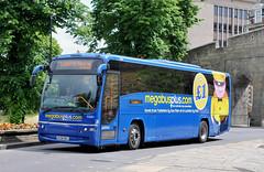 KX58NBJ 53601 Stagecoach Megabus (martin 65) Tags: megabus west westyorkshire yorkshire york stagecoach group road transport public coach vehicle bus buses london