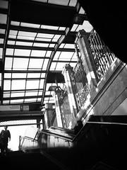 St.Pauli - Eingang U3 Bahnstation (chicitoloco) Tags: hamburg treppe stpauli u3 bahnstation
