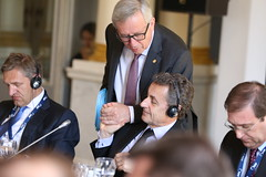 EPP Summit, Brussels, June 2016 (More pictures and videos: connect@epp.eu) Tags: france portugal netherlands june les prime european jean president pedro nicolas summit claude van luxembourg epp psd coelho commission sarkozy cda minister passos ppe csv buma sybrand juncker rpublicains haersma