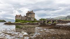 Eilian Donan Castle (pauldunstan1968) Tags: castle architecture scotland ruins outdoor eilean donan eilian