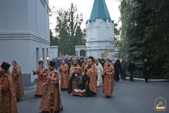 The Meeting of Martyr Evnikian's Head / Встреча мироточивой главы мученика Евникиана Критского (5)
