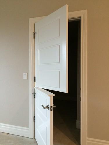 Custom Split Dutch Door