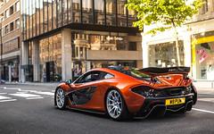WopP1. (Alex Penfold) Tags: street orange london cars alex car volcano super mclaren autos supercar p1 supercars penfold sloane 2016