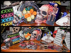skull party (ingridfrd) Tags: skull party ideas craft view diy