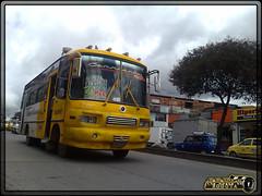Buseta Trans Nuevo Horizonte S,A, 19607 (Los Buses Y Camiones De Bogota) Tags: bus colombia bogota sa trans autobus nuevo horizonte buseta 19607 usme busologia