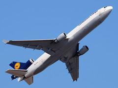 Lufthansa Cargo | McDonnell MD-11F (minhtrankhiem) Tags: cargo douglas lufthansa md11 mcdonnell trijet vvts tansonnhat