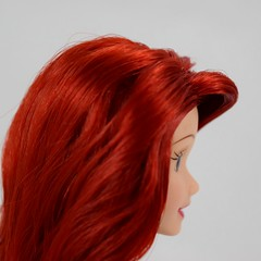 2016 Ariel Classic 12'' Doll - US Disney Store Purchase - Deboxed - Standing - Closeup Left Side View (drj1828) Tags: disneystore doll 12inch classicprincessdollcollection 2016 ariel purchase deboxed standing
