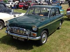 Singer Gazelle VI (1966) 1725cc (andreboeni) Tags: classic british car automobile voiture auto automobili cars voitures autos oldtimer retro singer rootes rootesgroup hillman minx