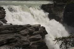 Athabasca Falls (David Minty) Tags: waterfall landform