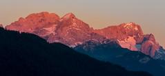 Wetterstein Gebirge am Geroldsee, Sonnenaufgang-5267 (Holger Losekann) Tags: krn bayern deutschland de bavaria sonnenaufgang sunrise geroldsee landschaft landscape
