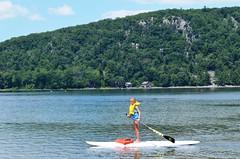 UllaFloats (DrewsTheOne) Tags: statepark summer lake water wisconsin ella devilslake gula windboard