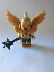 Rogueverse Hawkman (Dehroguesfanboy) Tags: hall justice dc lego carter rogue league verse minifigure hawkman purist rogueverse