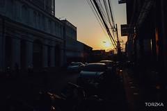 Sunset in Phuket Town (Torzka) Tags: phuket thailande vacances voyage le