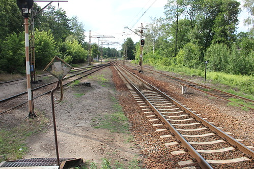 Celestynów train station 04.07.2016