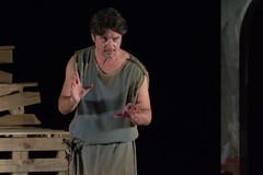 160724_MilesGloriosus_412 (sergio_scarpellini) Tags: milesgloriosus plautusfestival plautus theater teatro sarsina plauto ettorebassi justinemattera corradotedeschi