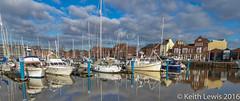Boats in the City (keithhull) Tags: hull hulltheukcityofculture2017 marina boats reflection city england