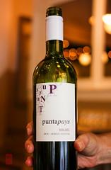 Puntapays Malbec, 2014 (luyaozers) Tags: nyc wine manhattan food restaurant upscale luxury dining yummy park avenue summer alcohol bottle