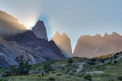 Torres del Paine (Vaclav Klicnik) Tags: 2016 campamento chile dovolen hdr k np patagonie refugiotorres torres torresdelpaine trekking wcircuit zima jinamerika torresdepaine regindemagallanesydelaan regindemagallanesydelaantrticachilena cl