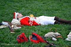 Nap time (Yummilicious Cakes & Desserts) Tags: soldier revolutionary war history george washinton mount vernon photography vacation travel usa