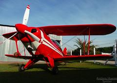 Pitts S-2B (Antnio A. Huergo de Carvalho) Tags: pitts pittss2 s2 s2b aerobatic aerobatics acrobaciaarea acrobtico