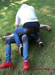 jeansbutt10614 (Tommy Berlin) Tags: men jeans butt ass ars levis fight
