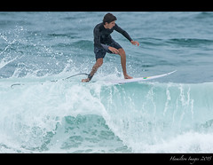 Pipeline Surfer Series 0825 (Hamilton Images) Tags: beach canon hawaii surf waves oahu famous january surfing northshore surfers 500mm banzaipipeline ehukaibeachpark 2015 14xteleconverter img0825 7dmarkii