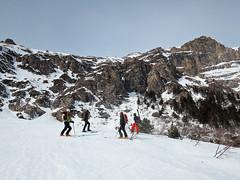 Scialpinismo Sibillini - Diretta al monte Vettore
