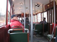 Tur med Sprvgssllskapets gamla sprvagn M23 2013 (biketommy999) Tags: gteborg tram sprvagn 2013 kulturminne sprvgssllskapet biketommy biketommy999