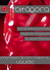 Portada Bitgora n1 abril de 2015 (Furanu) Tags: id revista desarrollo ciencia efe tecnologia csic boletin ecologia investigacion innovacin sinc publicacion dicyt