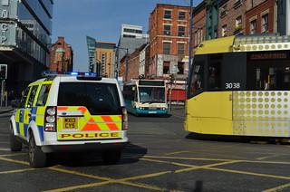 Move Over Tram, Shudehill, Manchester
