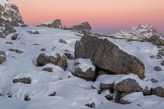 Tramonti in rosa dal Sief (sml_sc) Tags: pink sunset tramonti dolomites andraz coldilana forcellasief