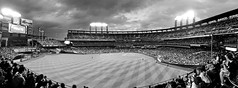 An Almost Packed Citi Field In April Panoramic; Willets Point, New York (hogophotoNY) Tags: cameraphone camera city nyc bw usa ny newyork game sports sport digital us blackwhite unitedstates baseball stadium unique pano citylife landmarks landmark panoramic queens newyorkstate mets eastcoast nystate mlb newyorkmets baseballstadium queensny nymets queensnewyork metsbaseball nybaseball hogo queensnewyorkusa hogophoto iphoneography hogophotony appleiphone6