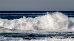 San Diego - Day 2 (La Jolla Shell Beach) (MorboKat) Tags: ocean california rock rocks waves pacific sandiego wave lajolla pacificocean