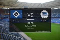 วิเคราะห์บอล บุนเดสลีกา เยอรมัน คู่ ฮัมบูร์ก VS แฮร์ธ่า เบอร์ลิน