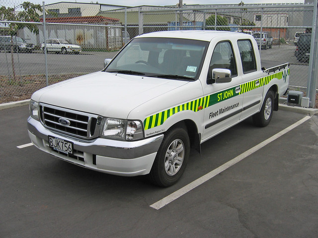 new ford ambulance vehicles zealand courier