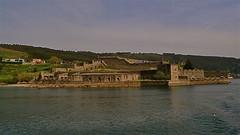 Castillo de San Felipe (2). (lumog37) Tags: castles architecture arquitectura coastline castillos fortresses fortalezas